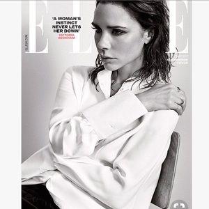 Victoria Beckham Target Dramatic Cuff Button Down